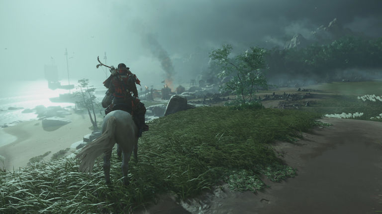 Ghost of Tsushima developer working on a new game