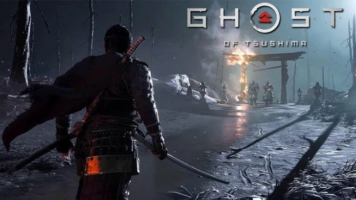 Ghost of Tsushima Director's Cut Playstation 5'de çalışacak