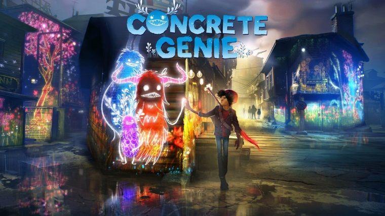 Concrete Genie İnceleme