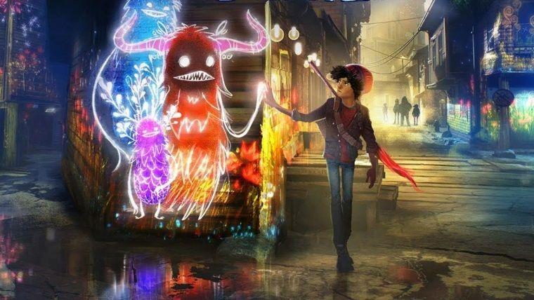 Concrete Genie ekibi PS5 oyunu geliştiriyor