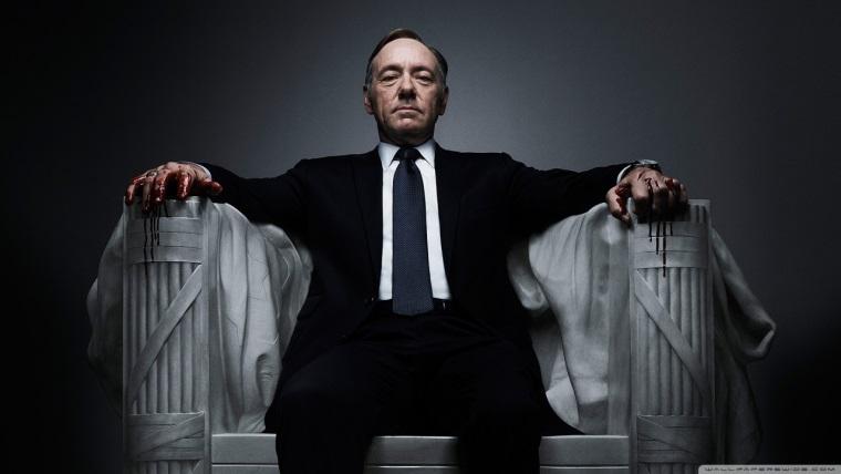 Netflix, House of Cards'ı iptal ediyor
