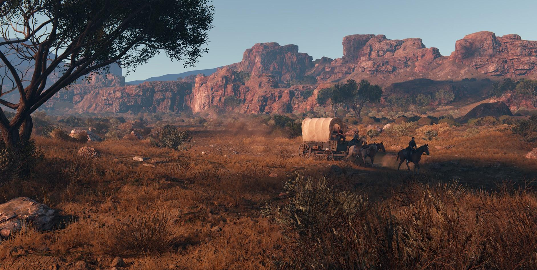 RDR yokluğunda PC'de oynanabilecek yeni Western oyunu geliyor