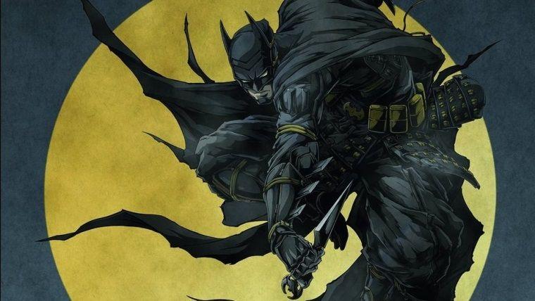 Batman'in animesi muhteşem gözüküyor