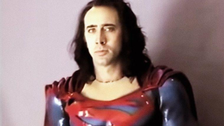 Nicolas Cage, Superman rolüne Teen Titans Go ile kavuşuyor!