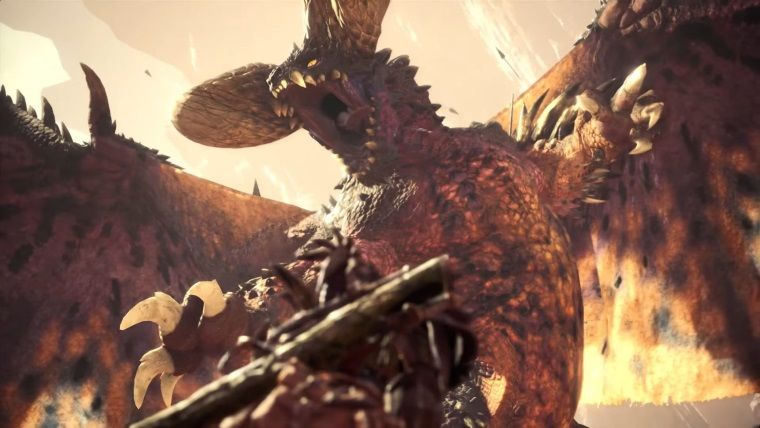 Monster Hunter World, Media Crate listesini domine etti