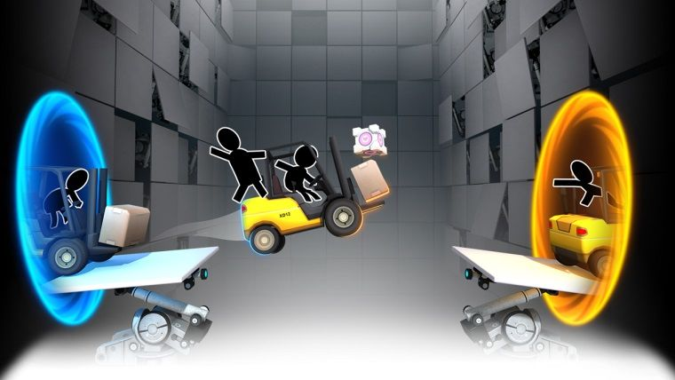 Yeni Portal oyununun ilk 9 dakikası yayınlandı