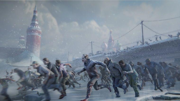 World War Z'nin yeni oynanış videosunda zombi yağmuru var
