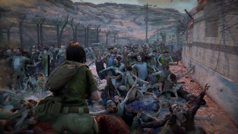 World War Z'nin oynanış videosu oldukça eğlenceli duruyor