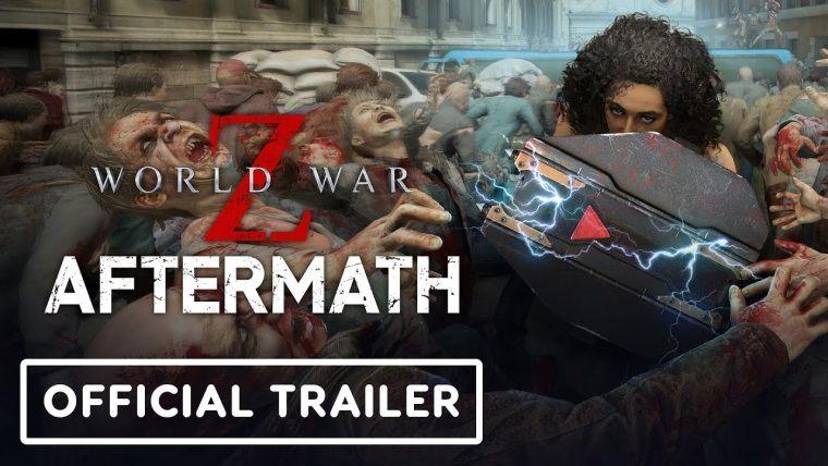 World War Z Aftermath duyuruldu