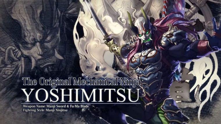 Soul Calibur VI oyununa Tekken serisinden yeni karakter eklendi