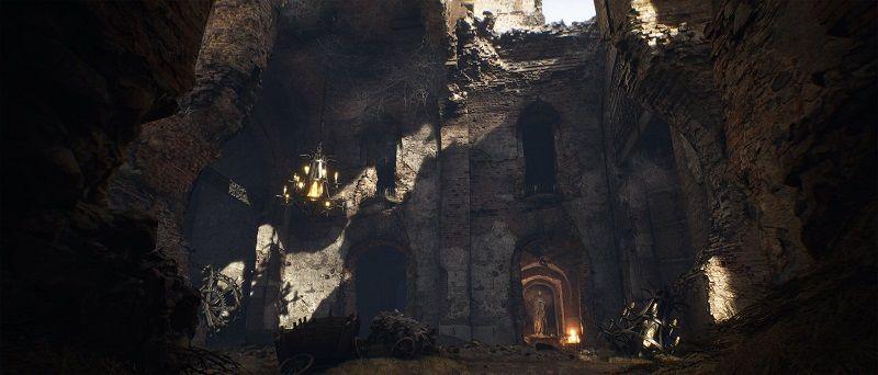 Witchfire yeni ekran görüntüleri ile dikkat çekiyor