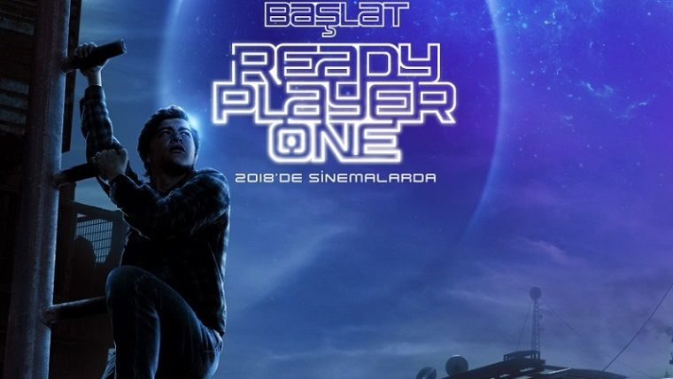 Ready Player One filminden altyazılı bir video geldi