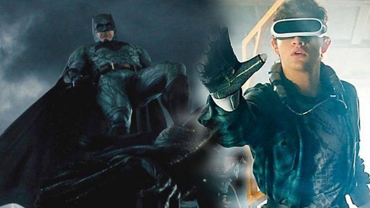 Ready Player One'ın yeni videosunda Batman de yer alıyor