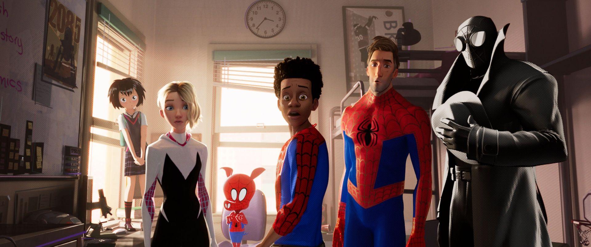 Spider-Man: Into the Spider-Verse 2 filminin yapımına başlandı
