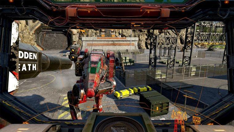 MechWarrior 5: Mercenaries adına yeni oynanış videoları yayınlandı