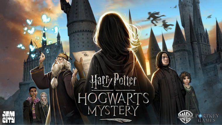 Yeni Harry Potter oyunundan ilk video!