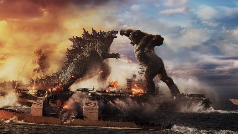 Godzilla vs. Kong filminin yeni tanıtım videoları yayınlandı
