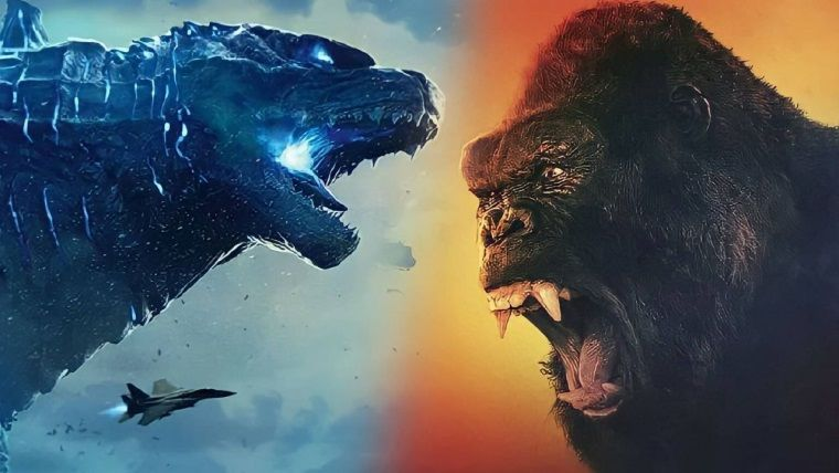 Godzilla vs. Kong filminden yeni fragman yayınlandı