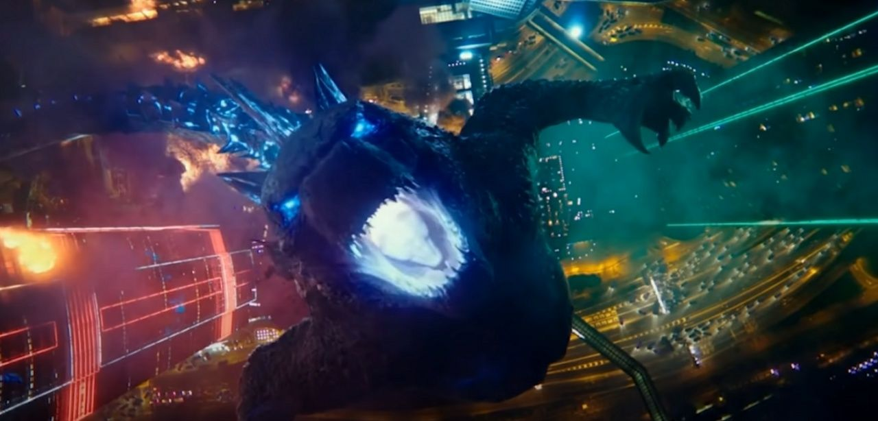Godzilla vs.  Kong movie's new promotional videos released