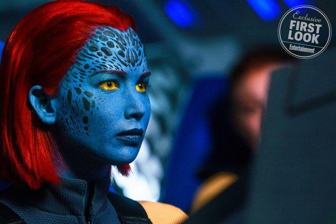 X-Men: Dark Phoenix için ilk görseller yayınlandı