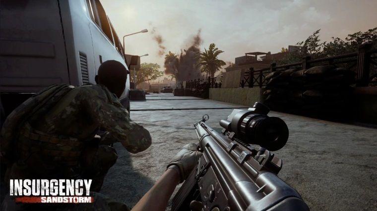 Taktiksel savaş oyunu Insurgency: Sandstorm E3'te gösterilecek