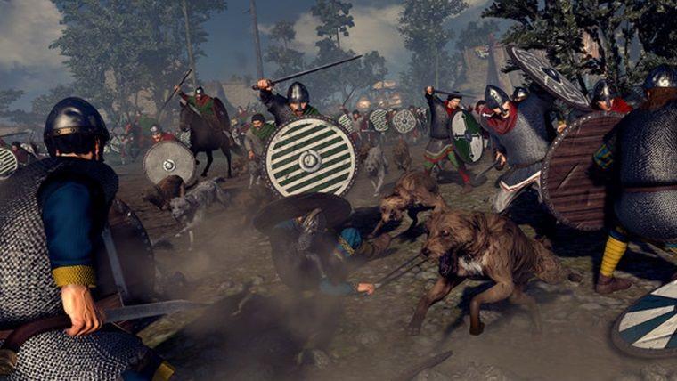 Total War: Thrones of Britannia'dan sinematik fragman yayınlandı!