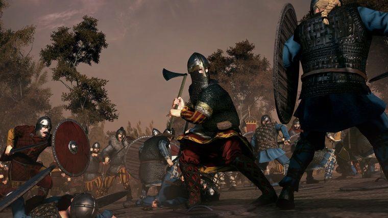 Total War: Thrones of Britannia adına yeni bir fragman yayınlandı