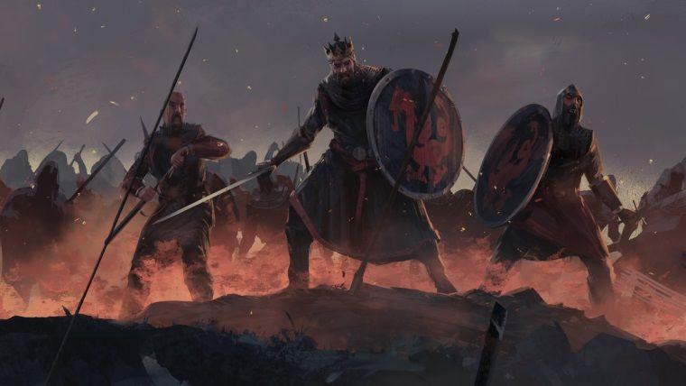 Total War: Thrones of Britannia'nın çıkış tarihi belli oldu