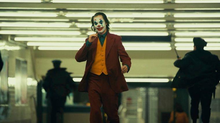 77. Altın Küre Ödülleri'ne Joker damgasını vurdu