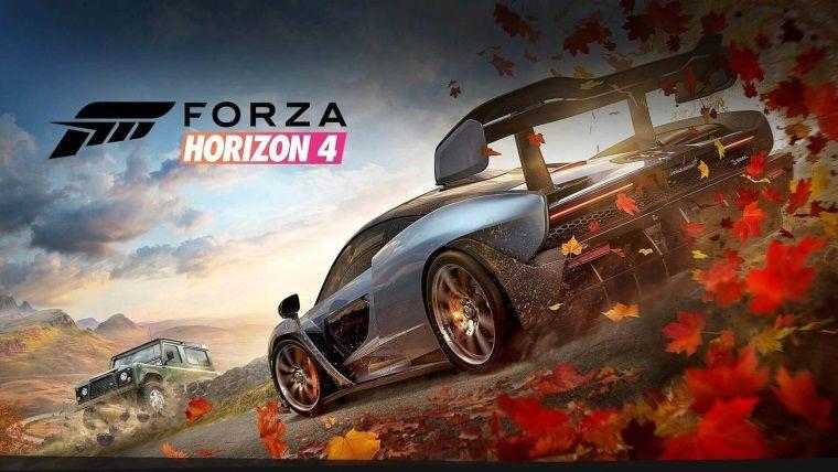 Forza Horizon 4 için Battle Royale modu duyuruldu