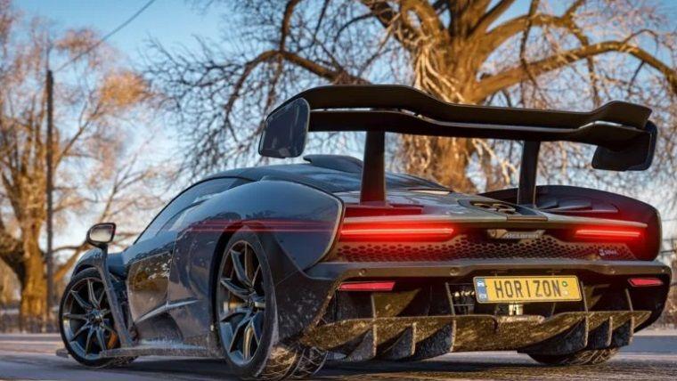 Forza Horizon 4 güncellemesi Series X / S'te oyunu bozuyor