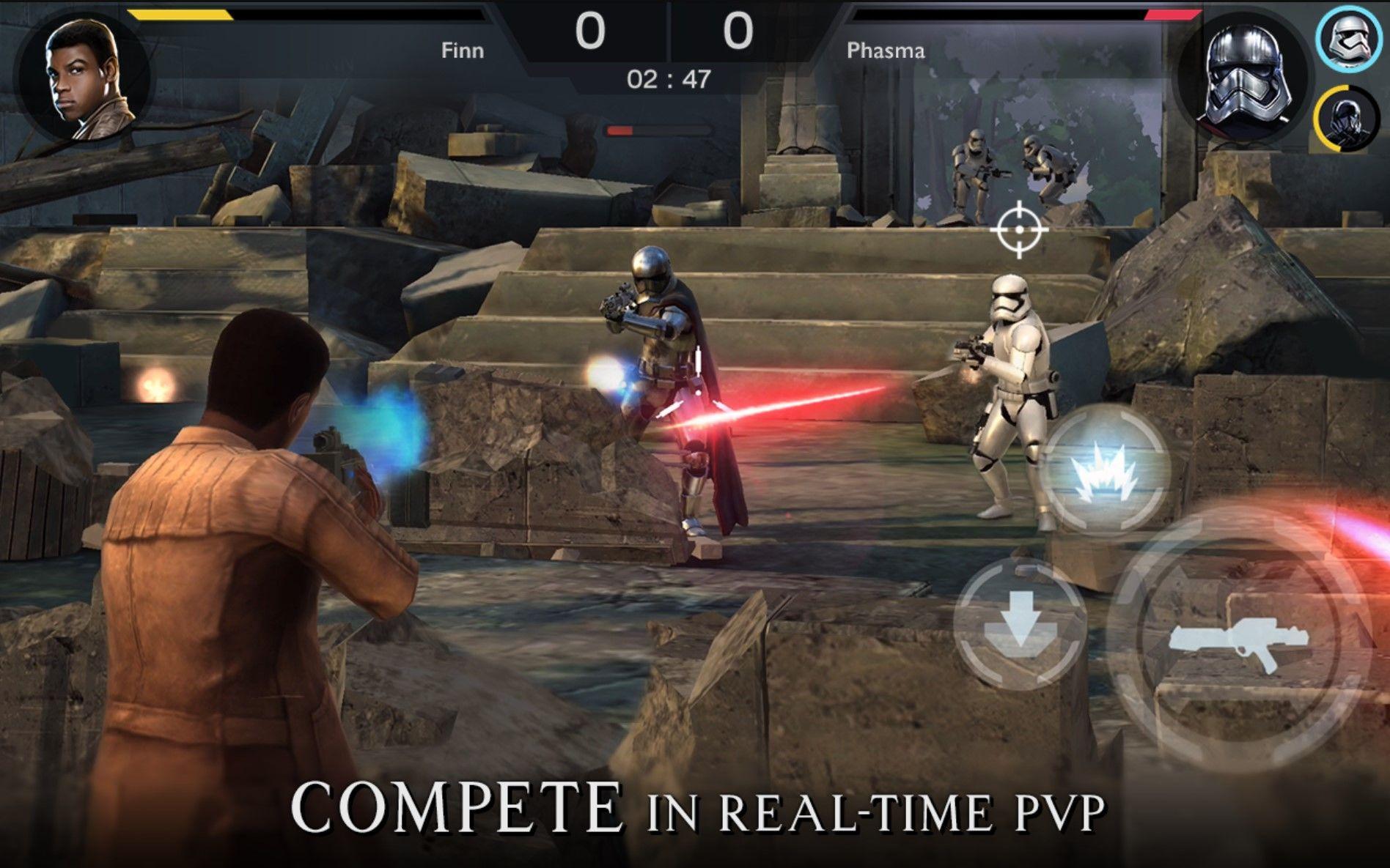 Yeni bir Star Wars oyunu geliyor!