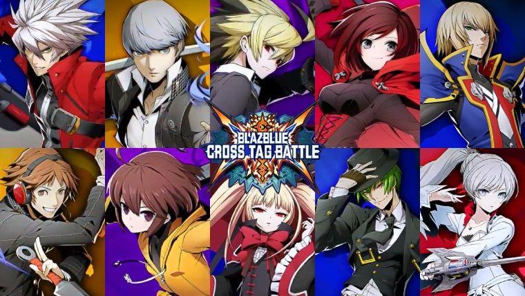 Anime tabanlı dövüş oyunu BlazBlue: Cross Tag Battle, yakında PC platformunda