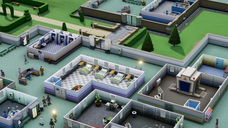 Two Point Hospital'in gelişimi Prison Architect ile başlamış