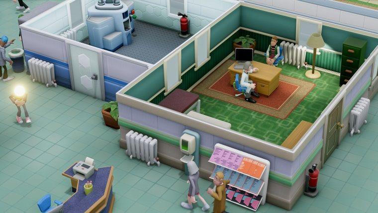 Two Point Hospital adına yeni bir oynanış videosu yayınlandı