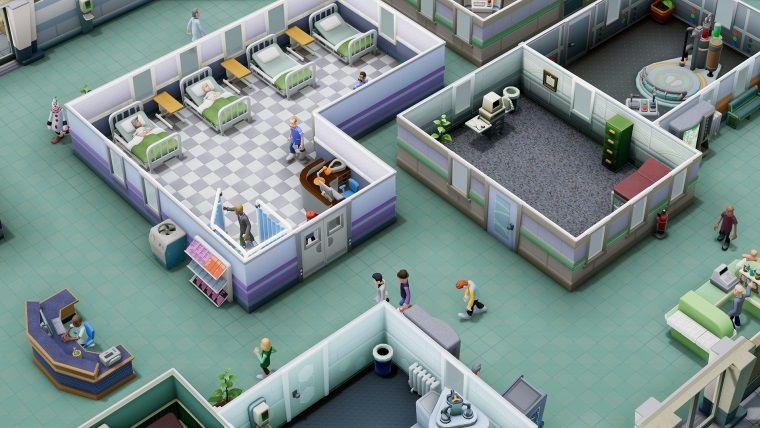 Two Point Hospital adına keyifli bir oynanış videosu yayınlandı