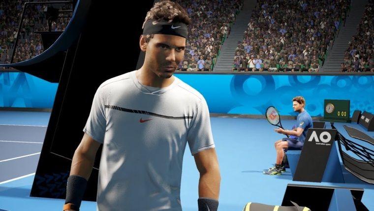 AO Tennis'in kadrosu oyuncuları pek memnun edemedi