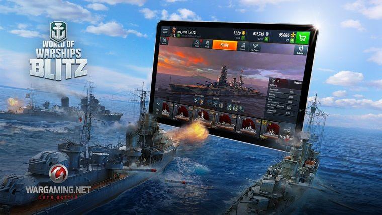 World of Warships Blitz mobil platformlardaki yerini aldı