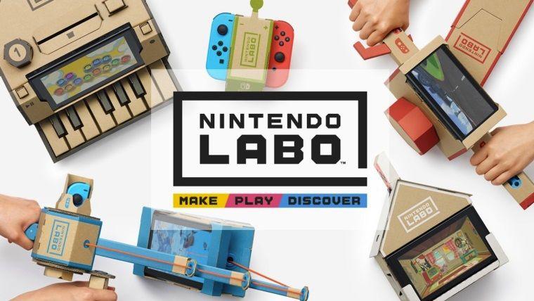Nintendo Labo, Japonya'da beklendiğinden daha da az sattı