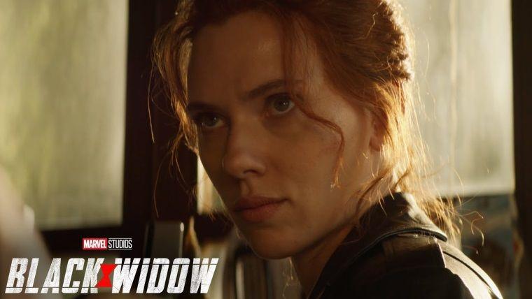Merakla beklenen Black Widow filmi için yeni bir fragman yayınlandı