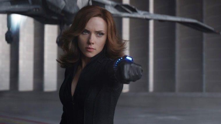 Black Widow filmi için yeni bir video daha yayınlandı