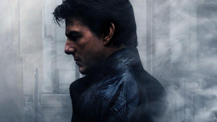 Tom Cruise'u Mission Impossible setinde ayağını kırarken izleyin
