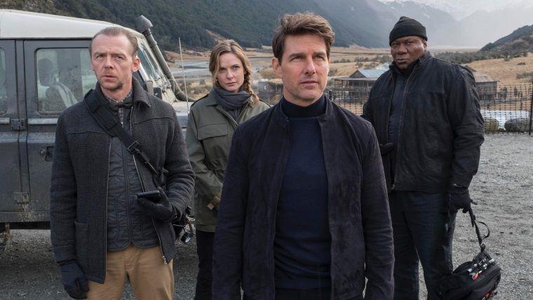 Mission: Impossible - Fallout'un çekimleri nihayet tamamlandı