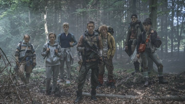 Netflix'in yeni dizisi Rain için ilk fragman yayınlandı