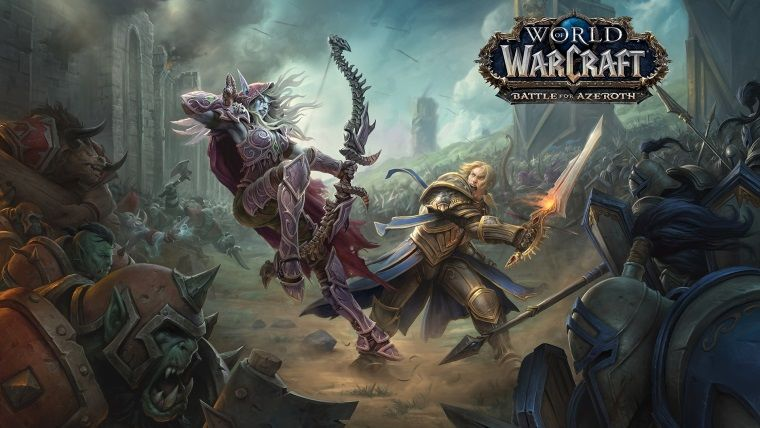 World of Warcraft: Battle for Azeroth betası nihayet başladı