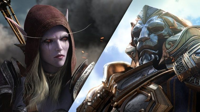 World of Warcraft: Battle for Azeroth ön siparişe açıldı