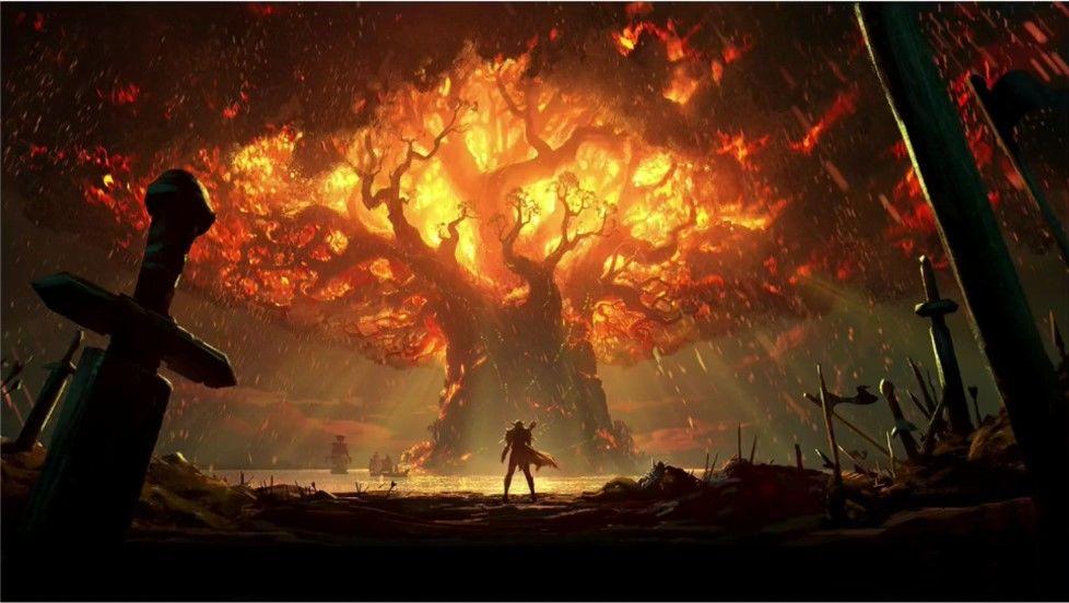 World of Warcraft: Battle for Azeroth Alpha