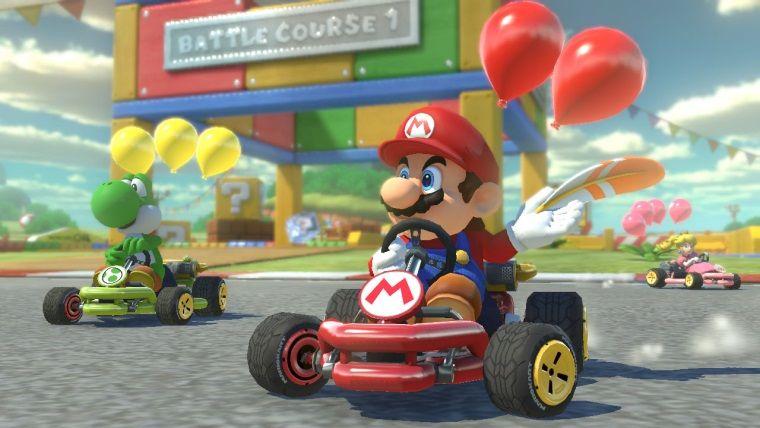 Mario Kart, resmi olarak mobil platforma geliyor!