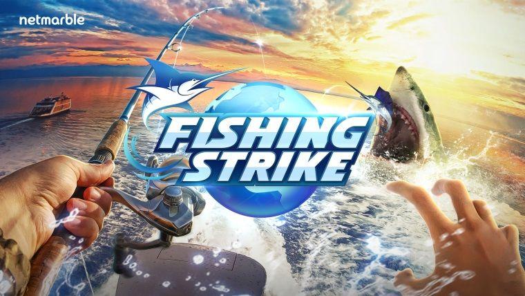 Balık tutma oyunu Fishing Strike'ın kayıtları başladı