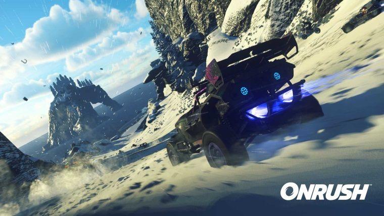 Codemasters'ın gelecek yarış oyunu Onrush için video yayınlandı